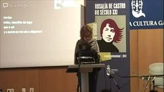 Ana Romaní. Recital Cantares para Rosalía