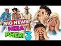 HERA PHERI 3 Confirmed | Akshay Kumar, Suneil Shetty, Paresh Rawal BACK Together