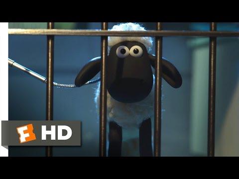 Shaun the Sheep Movie (2015) - Shaun in the Slammer Scene (6/10) | Movieclips