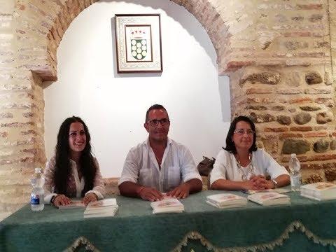 Presentación del Libro «Versos de Verano» de Mari Luz Carrillo.