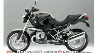 8. BMW R 1200R Classic - Features, Info