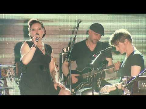 Gleis 8 - Eine Sekunde (Live im Astra Berlin) (видео)
