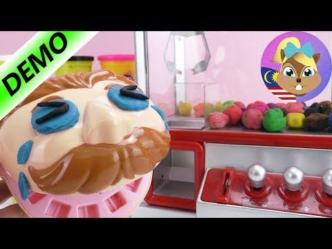Play doh - Play-Doh Dr Gigi Goyang sedih - Ambil gigi-gigi baru dari mesin tangan