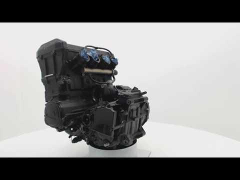 Used Engine Kawasaki ZZR 1200 2002-2005 ZZR1200 ZX1200C 2002-09  154952