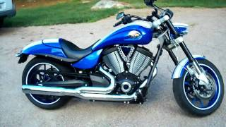 9. 2009 Victory Hammer S