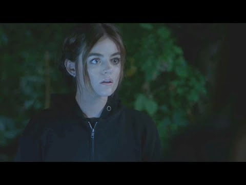 """Pretty Little Liars - Aria is Discovered to be A - 7x18 """"Choose or Lose"""""""