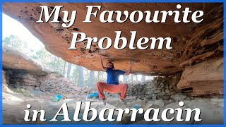 Amazing Roof Climbing - Albarracin Bouldering 9 by The Climbing Nomads