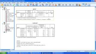 Cochrane Orcutt SPSS With 1 Dependent And 3 IndependentWhatsApp : +6285227746673PIN BB : D04EBECBIG : @olahdatasemarangVideo discusses use of Cochrane Orcutt Method estimation is a procedure in econometrics with SPSS For 1 Dependent And 3 Independent, which adjusts a linear model for serial correlation in the error term.