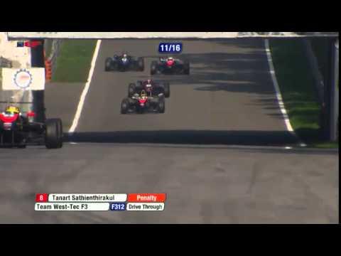 Euroformula Open ROUND 7 ITALY – Monza Race 1- Alex Palou