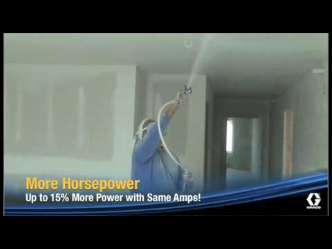 Graco Airless - QuikReel will get you on and off the job faster - saving you time and money. With the capability to handle up to 300 feet of hose, the QuikReel system allows...