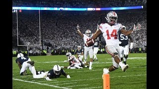 The Best of Week 5 of the 2018 College Football Season - Part 1