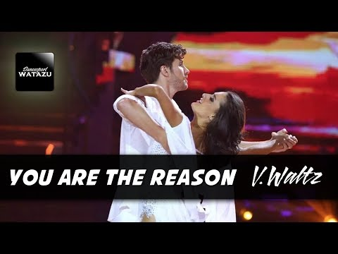 You Are The Reason (Viennese Waltz Cover) | Alexandra Porat Cover