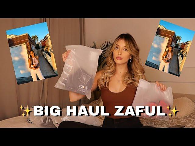 TRY ON ZAFUL