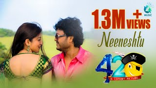 Neeneshtu Kannada Video Songs | Mr.420 Movie | Ganesh,Pranitha