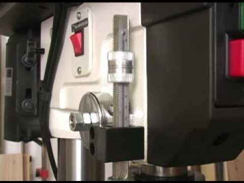 Jet JDP-15MF Drill Press Review