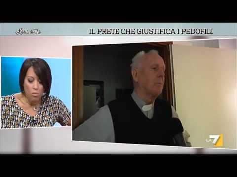 don gino flaim, il prete che giustifica la pedofilia!