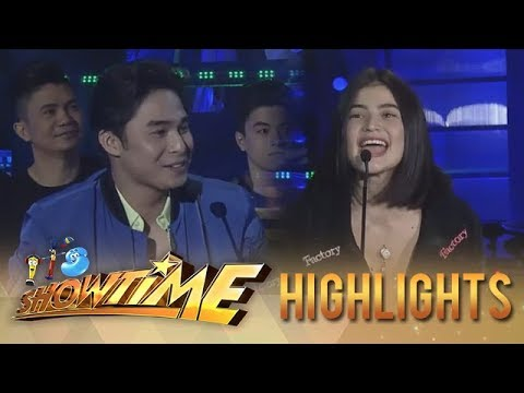 It's Showtime PUROKatatawanan: Who has the most 'havey' joke between Anne and Mccoy?