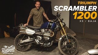 7. First Look! Triumph 1200 Scrambler XE