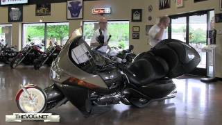 8. Victory Vision Tip Over Protection Demonstration For Harley Rider