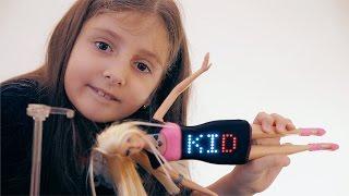 Digital Dress Barbie Барби в платье с подсветкой