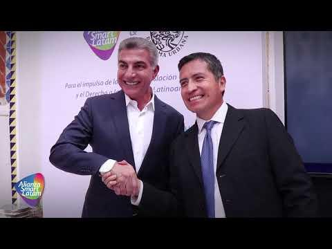 Alianza Smart LATAM y CJUR promueven el derecho a la ciudad,