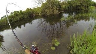 Fishing: Catching Pike With Pontoon21&DUO Lures.Рыбалка: ловля щуки на воблер