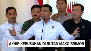 Video Wiranto Pastikan Ahok Beda Blok Tahanan dengan Napi Teroris MP3, 3GP, MP4, WEBM, AVI, FLV Mei 2018