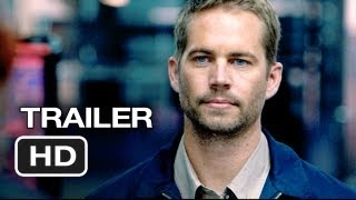 Fast&Furious 6 Official Trailer #1 (2013) - Vin Diesel Movie HD