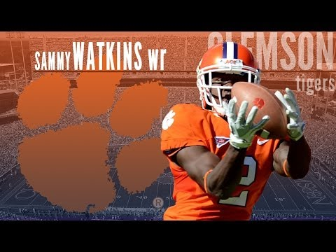 Sammy Watkins - 2014 NFL Draft profile video.