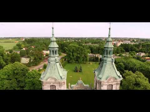 210-lecie powstania diecezji – okiem drona