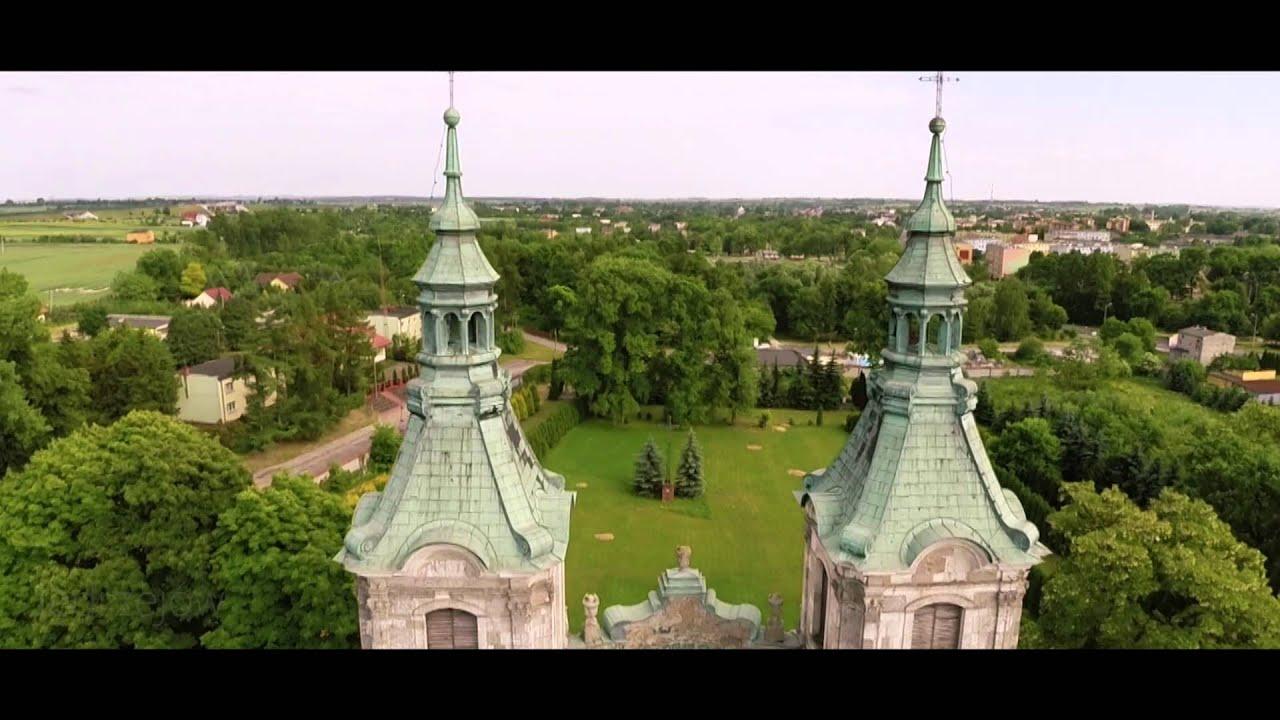 210 lecie diecezji kieleckiej – okiem drona