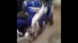 6. My 2005 Yamaha YZF 600r