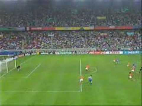 Goles de Croacia en el Mundial de Francia 1998