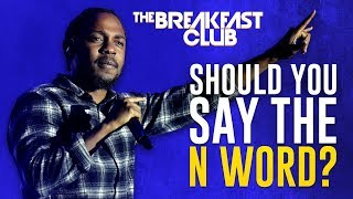 Video Should You Say The N Word? MP3, 3GP, MP4, WEBM, AVI, FLV Mei 2018