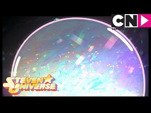 Steven Universe | Steven Bubbles The Cluster | Gem Drill | Cartoon Network
