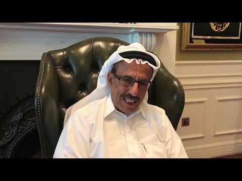 <span style='text-align:right; float:right;'>رحب خلف أحمد الحبتور بوزير الخارجية الأمريكي، مايك بومبيو، في مجلس التعاون الخليجي. زيارة بومبيو للمملكة العربية السعودية هي زيارته الرسمية الأولى الى الشرق الأوسط كوزير الخارجية الأمريكي.</span>