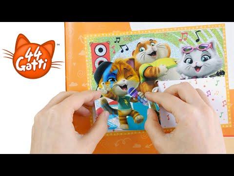 44 Gatti | Scopriamo insieme la collezione ufficiale di figurine!