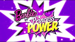 Barbie In Princess Power   Trailer  Hd   English  2015