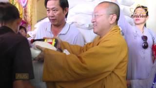 Quỹ từ thiện Đạo Phật Ngày Nay từ thiện tại Campuchia