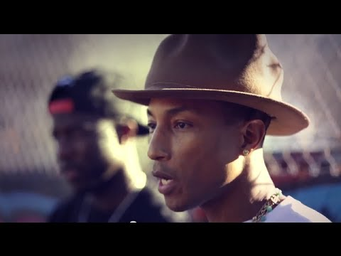 Nigel Sylvester & Pharrell On BMX Culture