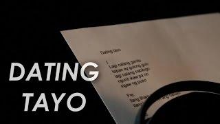 TJ Monterde - Dating Tayo (Lyric Video)