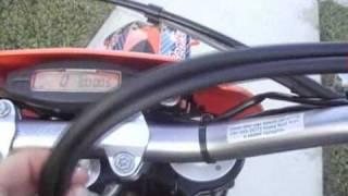 4. 2010 KTM 450 XC-W Champions Edition