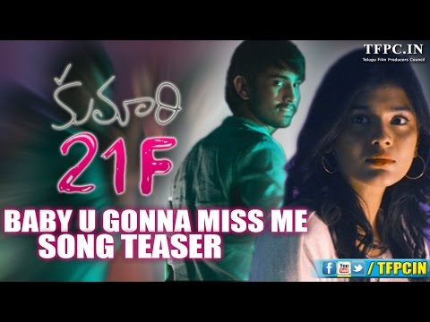 BABY U GONNA MISS ME Song Teaser HD, Raj Tharun, Heebah Patel