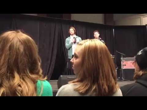 ATLCON 2016 Jensen And Jared Gold Panel (FULL) Via Periscope By @kamyb22 (@kamy1234 On Peri)