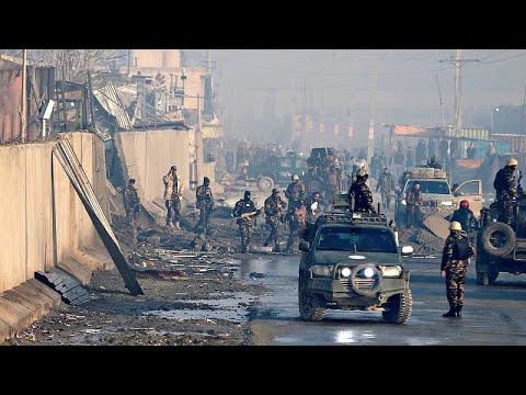 Αφγανιστάν: Πολλές εκρήξεις σημειώθηκαν στην Καμπούλ