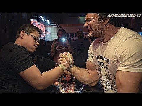 Schoolboy VS Devon Larratt & Toddzilla | ARM WRESTLING 2020