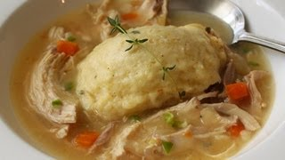 Learn how to cook a Chicken & Dumplings Recipe!