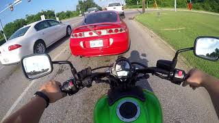 5. Kawasaki Vulcan S Review ( Under rated and over powered )