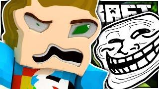 Minecraft | THE PORTAL TROLL!! + Stolen Items Troll?! - Troll Craft