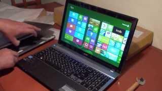Покупка ноутбука Acer V3-571G
